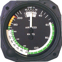 airspeed indicator overhaul